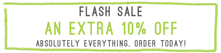 April Flash Sale