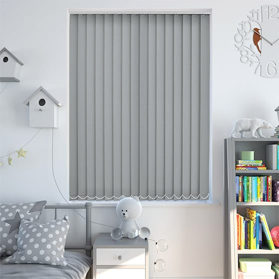 Baylee Thunder Vertical Blind