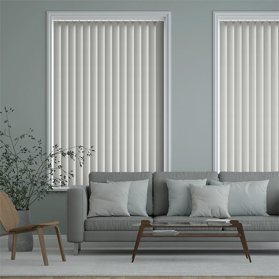 Castilla Grey Vertical Blind