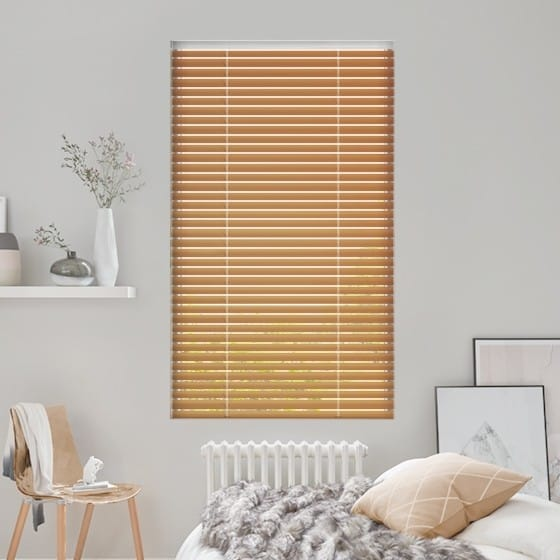 Conker Brown Venetian Blind