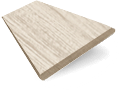 Contempo Almond Faux Wood Blind sample image