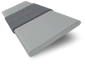 Contempo Brooklyn Grey & Asphalt swatch image