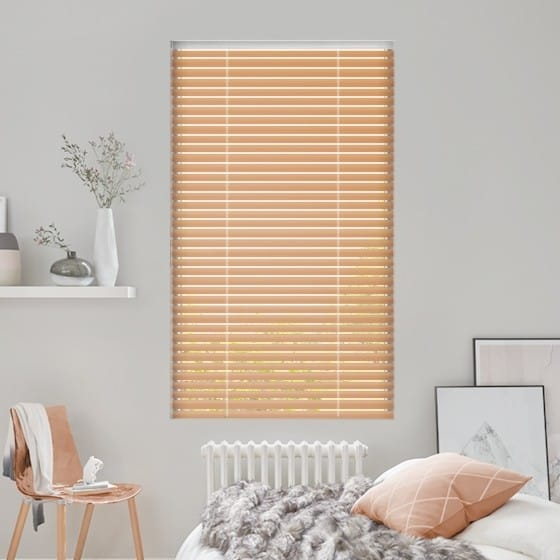 Copper Plate Venetian Blind