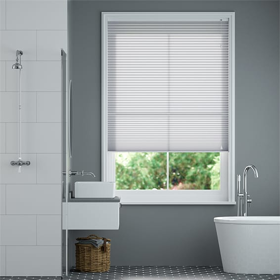 DuoLight™ Grey Pleated Blind