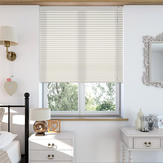 DuoLight™ Cotton Pleated Blind