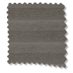 DuoLuxe Pewter BiFold Pleated sample image