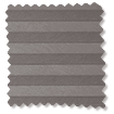 DuoShade Dark Grey Perfect Fit Pleated sample image