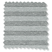 DuoShade Graphite Perfect Fit Pleated sample image