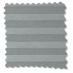 DuoShade™ Nickel Grey Pleated Blind sample image