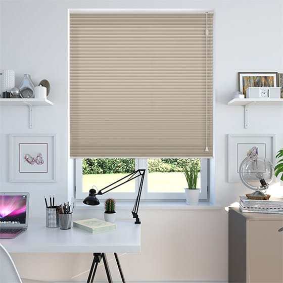 DuoShade™ Pebble Pleated Blind