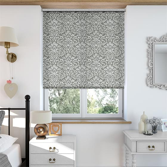 Dwight Nickel Roller Blind