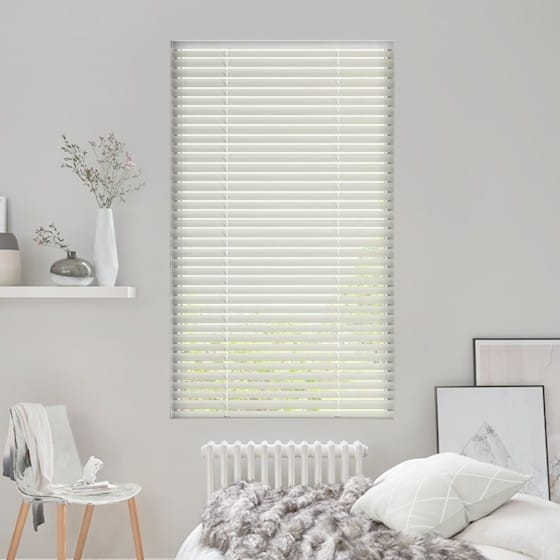 Elder Cream Venetian Blind