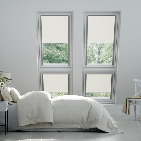 Essentials Pale Cream Skylight Blind