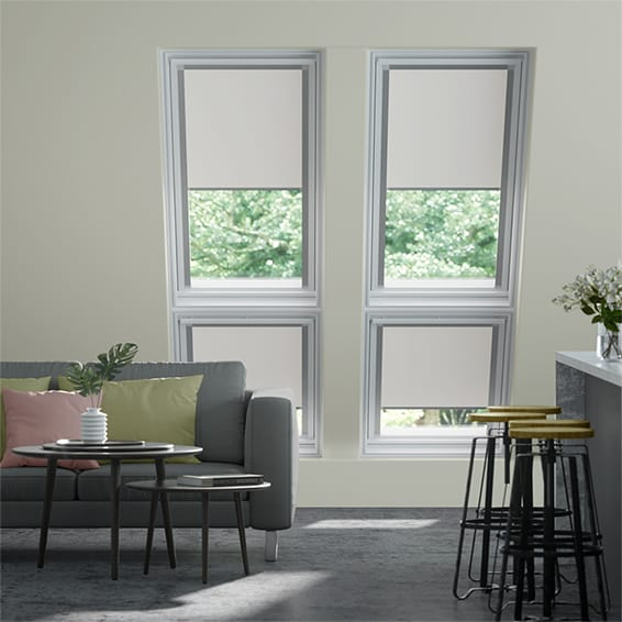 Essentials Soft Grey Skylight Blind