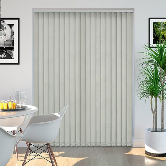 Finnegan Fog Vertical Blind