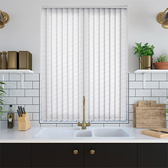 white vertical blinds thick flowerdew pearl white vertical blind