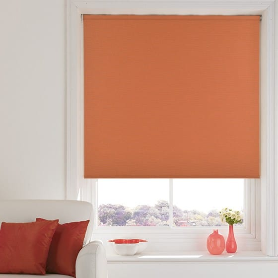 Fresh Terracotta Roller Blind