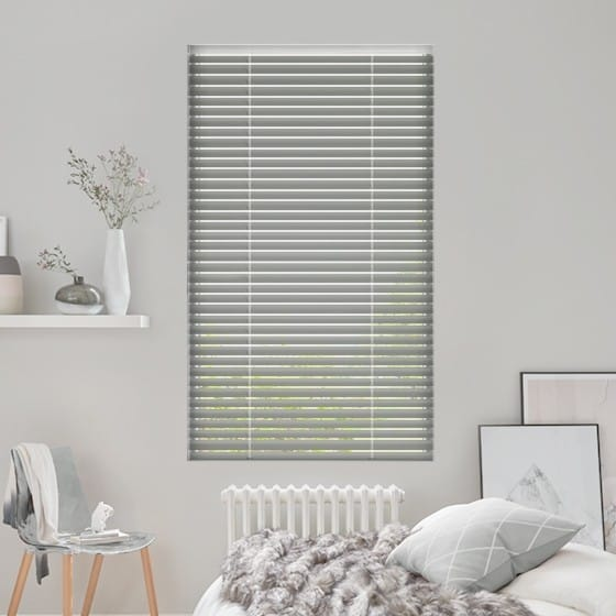 Heavenly Grey Venetian Blind