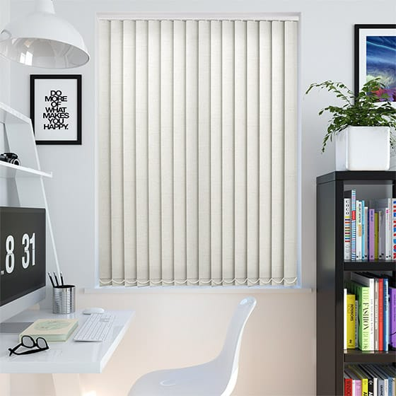 Ibiza Platinum Vertical Blind