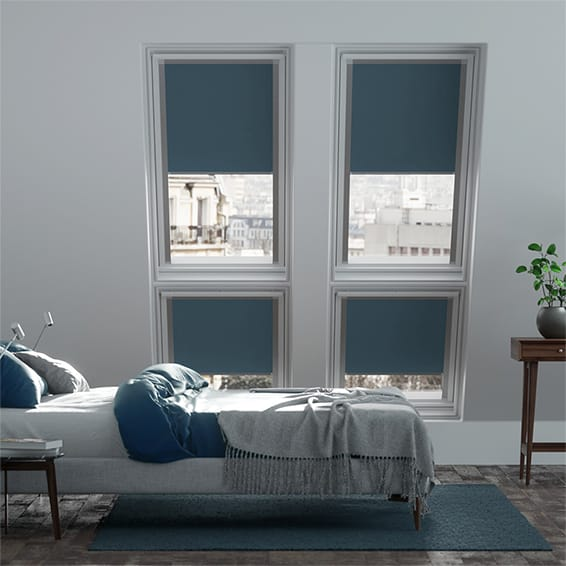 Identity Cadet Blue Skylight Blind