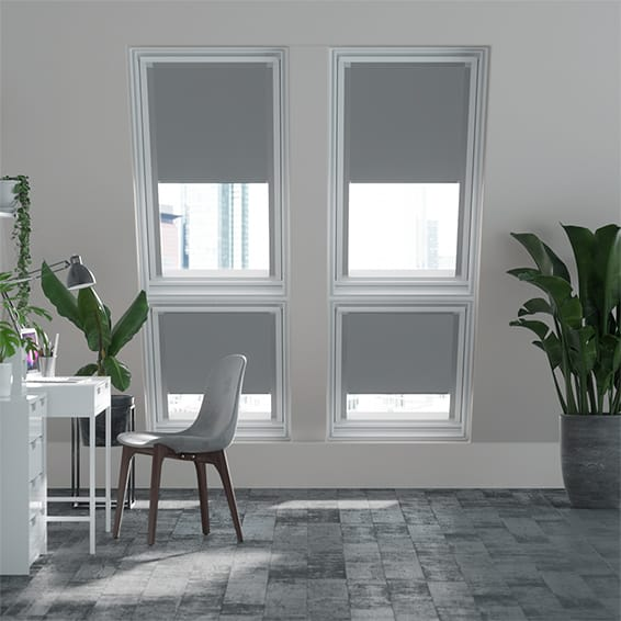 Identity Storm Grey Skylight Blind