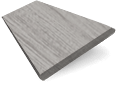 Innovations Silver Moon Faux Wood Blind - 50mm Slat sample image