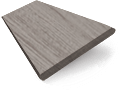 Innovations Warm Slate Faux Wood Blind - 50mm Slat sample image