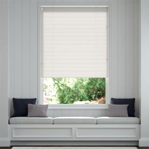 Just Cream Venetian Blind