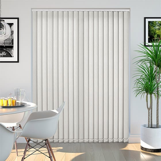 Kensington Ivory Vertical Blind