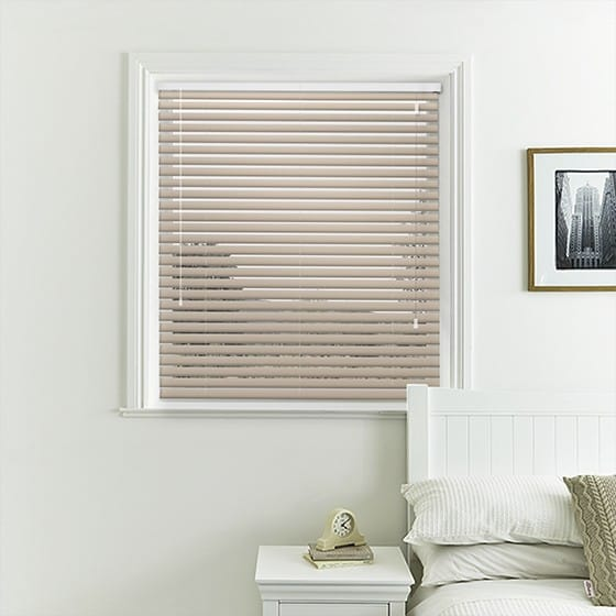 Light Taupe Venetian Blind
