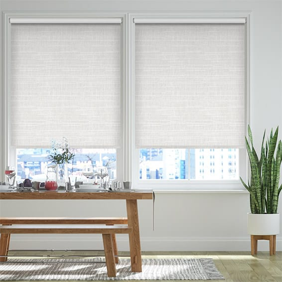 Lorenzo Blackout Birch Roller Blind