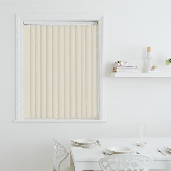 Luna FR Honey Vertical Blind