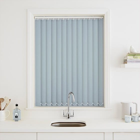 Luna Seaspray Blackout Vertical Blind