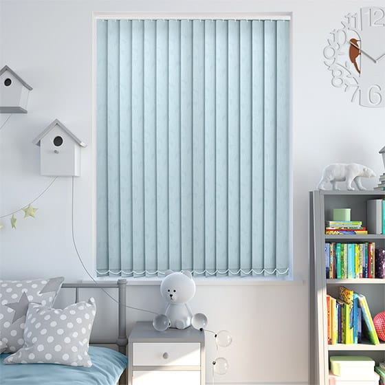 Mallory Sky Vertical Blind