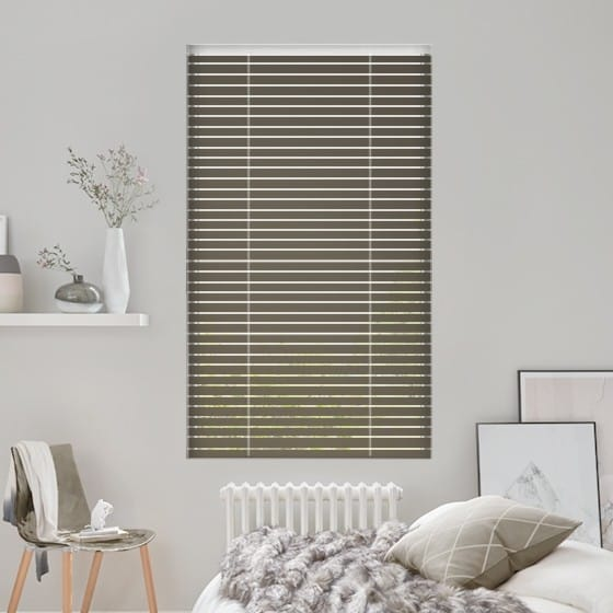 Malt Chocolate Venetian Blind
