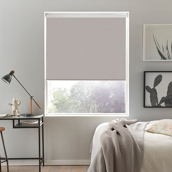 Milano Grey Roller Blind