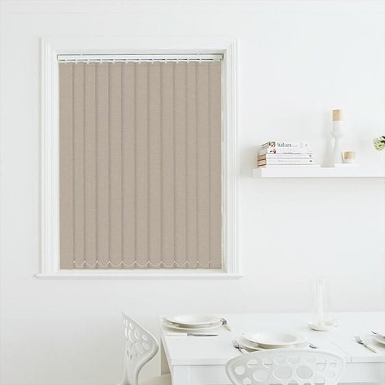 Milano Stone Vertical Blind