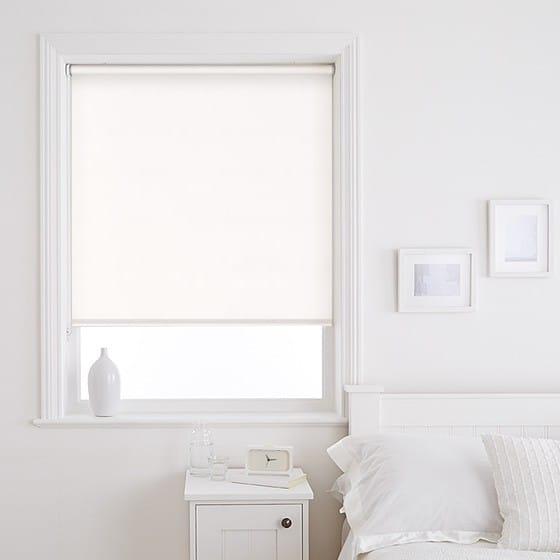 white roman blinds lounge milano white roller blind