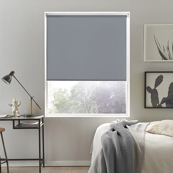 Minuet Dove Grey Roller Blind