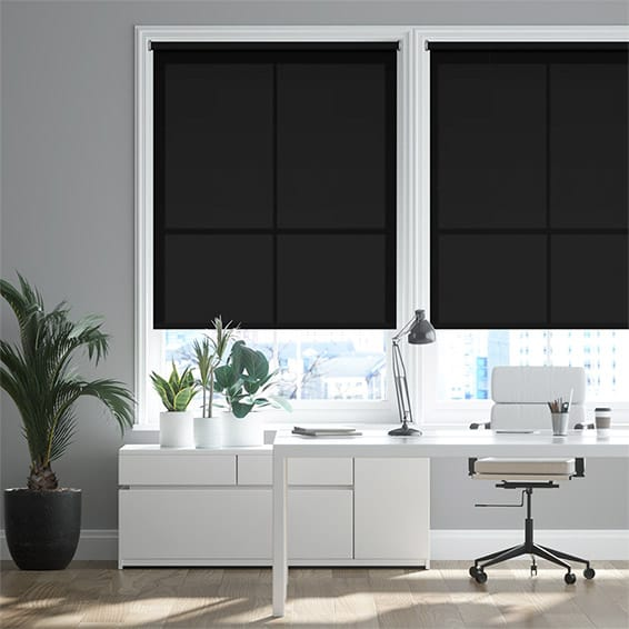 Monaco Chalk Board Roller Blind