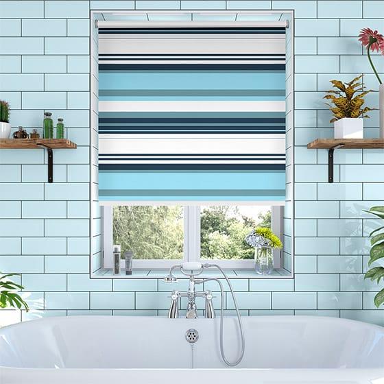patterned roller blinds beautiful blind patterns. Black Bedroom Furniture Sets. Home Design Ideas