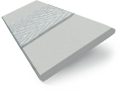 Origin Dove Grey with Dove Grey Wooden Blind sample image