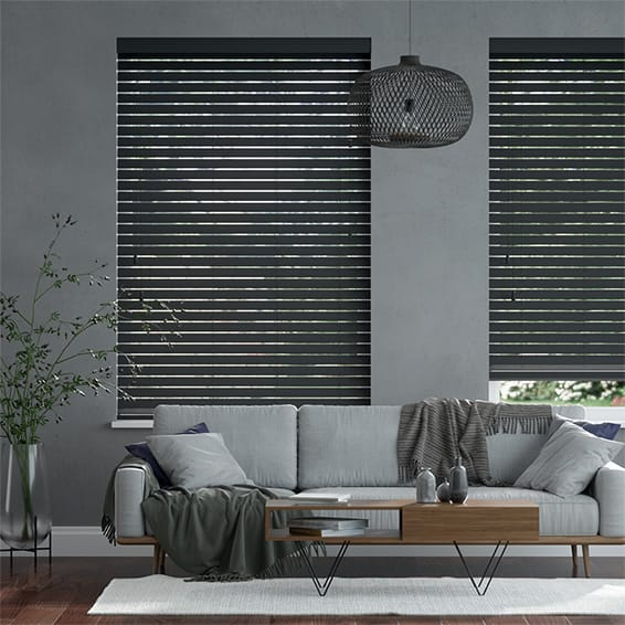Origin Slate Grey Wooden Blind