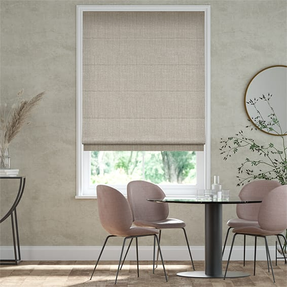 Roman Blinds Online Sophisticated Textured Pattern Roman