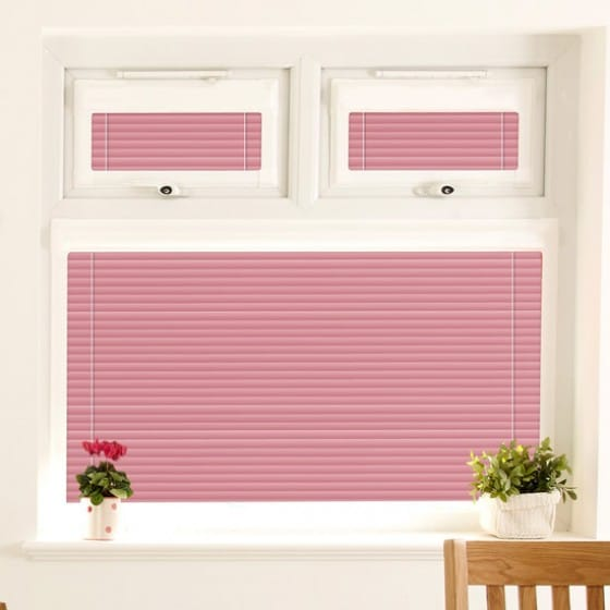Perfect Fit Baby Pink Venetian Blind