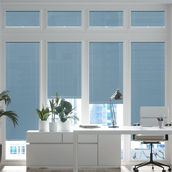 Perfect Fit Bluebell Venetian Blind