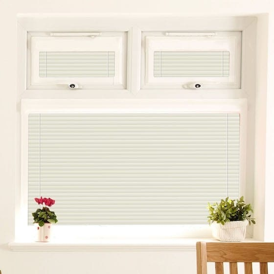 Perfect Fit Elder Cream Venetian Blind