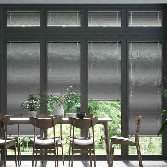 Perfect Fit Heavenly Grey Venetian Blind