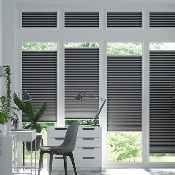 Perfect Fit Just Grey Venetian Blind
