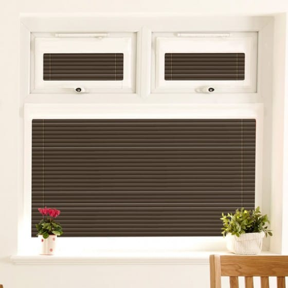 Perfect Fit Malt Chocolate Venetian Blind
